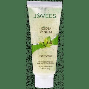 Buy Jovees Jojoba & Neem Face Scrub - Nykaa