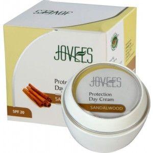 Buy Jovees Sandalwood Protection Day Cream SPF 20 - Nykaa
