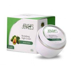 Buy Jovees Revitalising Night Cream - Nykaa