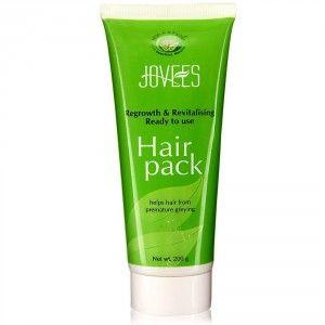 Buy Jovees Regrowth & Revitalising Hair Pack - Nykaa