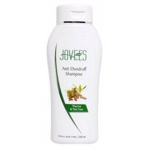 Buy Jovees Thyme & Tea Tree Anti Dandruff Shampoo - Nykaa