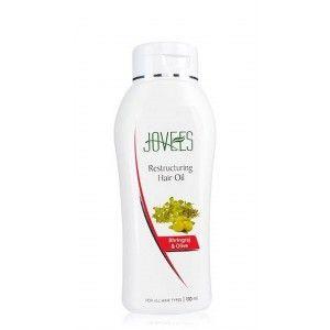Buy Jovees Bhringraj & Olive Bio-Advanced Hair Oil - Nykaa