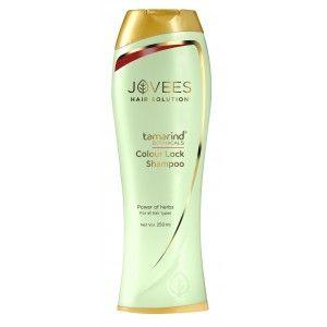 Buy Jovees Tamarind Botanicals Colour Lock Shampoo - Nykaa