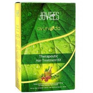 Buy Jovees Therapeutic Hair Treatment Kit - Nykaa