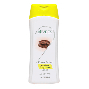 Buy Jovees Cocoa Butter Hand & Body Lotion - Nykaa