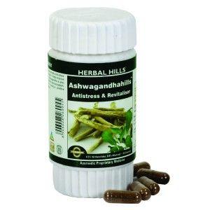 Buy Herbal Hills Ashwagandhahills Capsule - Nykaa