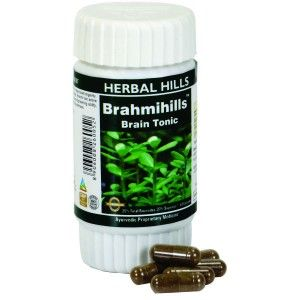 Buy Herbal Hills Brahmihills Capsule - Nykaa
