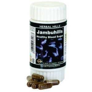 Buy Herbal Hills Jambuhills capsules - Nykaa