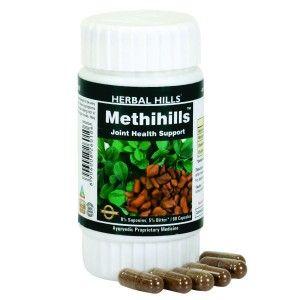 Buy Herbal Hills Methihills Capsule - Nykaa