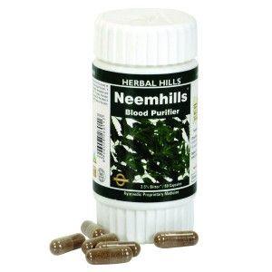 Buy Herbal Hills Neemhills Capsule - Nykaa