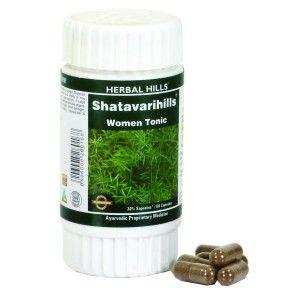 Buy Herbal Hills Shatavarihills Capsule - Nykaa