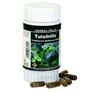 Buy Herbal Hills Tulsihills Capsule - Nykaa