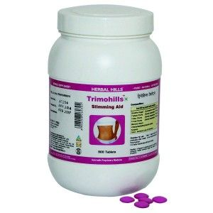 Buy Herbal Hills Trimohills Tablets Value Pack - Nykaa