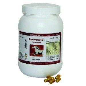 Buy Herbal Hills Revivehills Capsule Value Pack - Nykaa