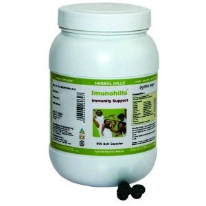 Buy Herbal Hills Imunohills Capsule Value Pack - Nykaa
