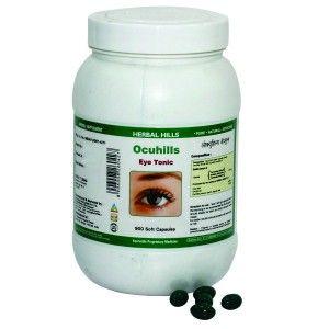 Buy Herbal Hills Ocuhills Capsule Value Pack - Nykaa