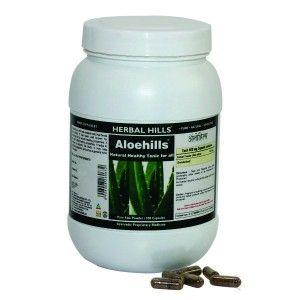 Buy Herbal Hills Aloehills Capsule Value Pack - Nykaa