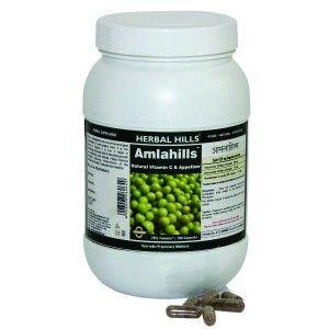 Buy Herbal Hills Amlahills Capsule Value Pack - Nykaa