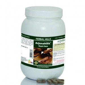 Buy Herbal Hills Arjunahills Capsule Value Pack - Nykaa
