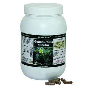 Buy Herbal Hills Gokshurhills Capsule Value Pack - Nykaa