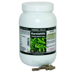 Buy Herbal Hills Karelahills Capsule Value Pack  - Nykaa
