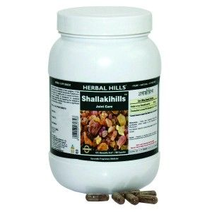 Buy Herbal Hills Shallakihills Capsule Value Pack - Nykaa