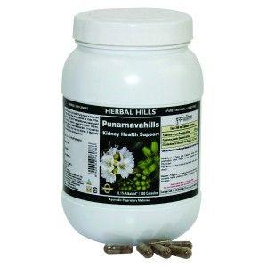 Buy Herbal Hills Punarnavahills Capsule Value Pack - Nykaa