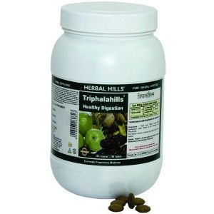 Buy Herbal Hills Triphalahills Tablets Value Pack - Nykaa