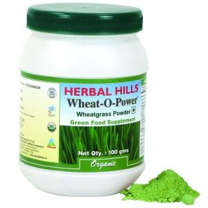 Buy Herbal Hills Wheat-O-Power - Nykaa