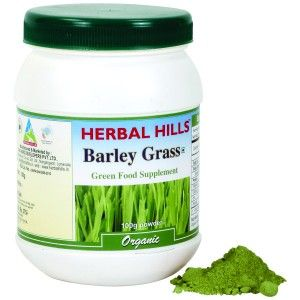 Buy Herbal Hills Barley Grass - Nykaa