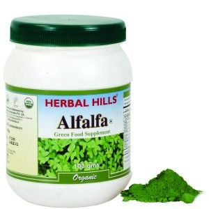 Buy Herbal Hills Alfalfa - Nykaa