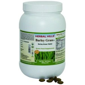 Buy Herbal Hills Barleygrass Tablets Value Pack - Nykaa