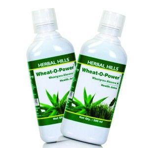 Buy Herbal Hills Wheat-O-Power - Aloe Wheatgrass (Combo) - Nykaa