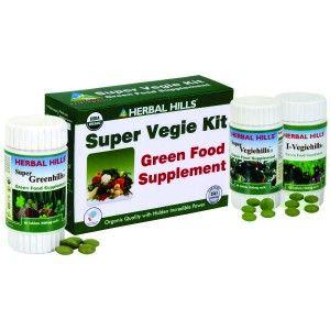 Buy Herbal Hills Super Vegie Kit ( Super Greenhills, Super Vegiehills, I Vegiehills) - Nykaa