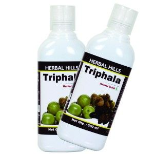 Buy Herbal Hills Triphalahills Juice Combo - 500 + 500  - Nykaa