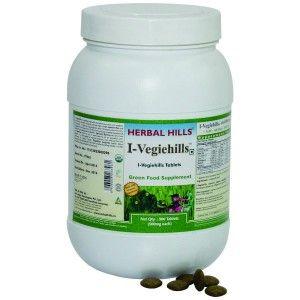 Buy Herbal Hills I - Vegiehills Tablets Value Pack - Nykaa