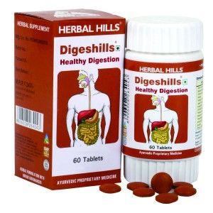 Buy Herbal Hills Digeshills Tablets - Nykaa