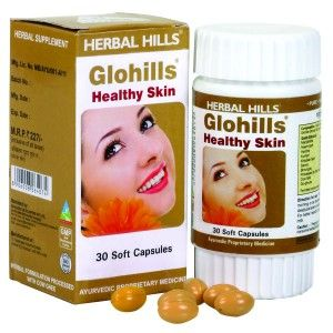 Buy Herbal Hills Glohills Capsule - Nykaa