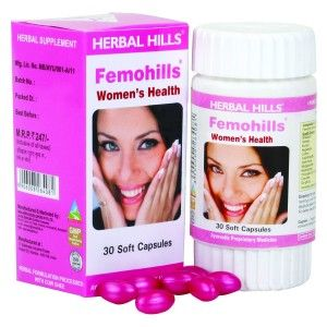 Buy Herbal Hills Femohills Capsule - Nykaa