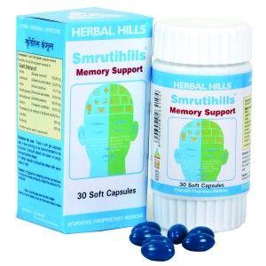 Buy Herbal Hills Smrutihills Capsule - Nykaa