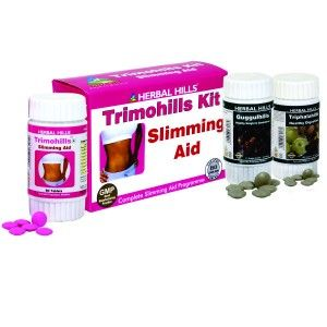 Buy Herbal Hills Trimohills Kit  - Nykaa