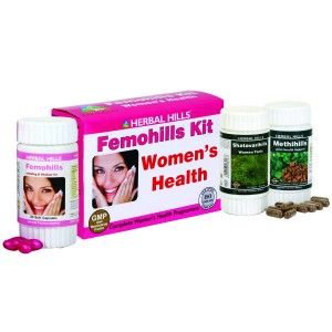 Buy Herbal Hills Femohills Kit  - Nykaa