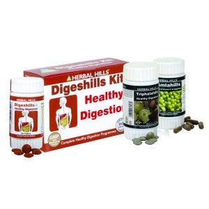 Buy Herbal Hills Digeshills Kit  - Nykaa