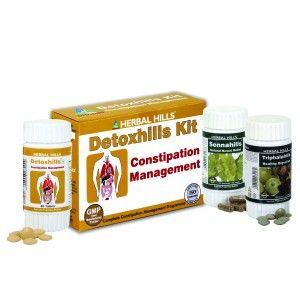 Buy Herbal Hills Detoxhills Kit  - Nykaa