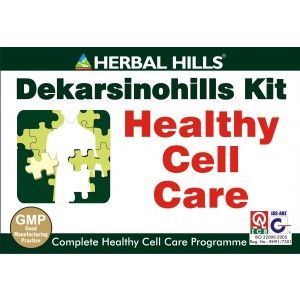Buy Herbal Hills Dekarsinohills Kit  - Nykaa