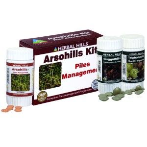 Buy Herbal Hills Arsohills Kit  - Nykaa