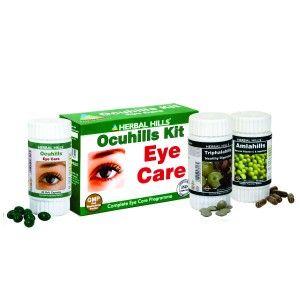 Buy Herbal Hills Ocuhills Kit  - Nykaa