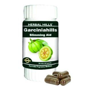 Buy Herbal Hills Garciniahills Capsule - Nykaa