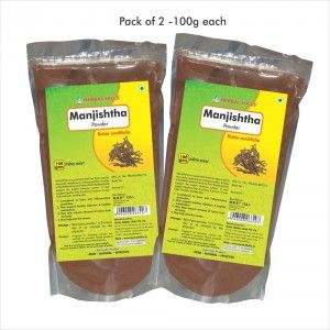Buy Herbal Hills Manjishtha Powder - Nykaa