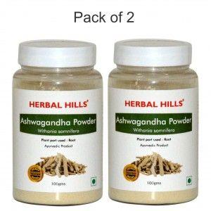 Buy Herbal Hills Ashwagandha Powder - Nykaa
